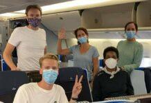 Meer Nederlandse medici aangekomen in Suriname om vrijwillig te helpen tegen corona