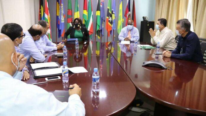 Minister Walden start kennismakingsronde met VSB en ASFA