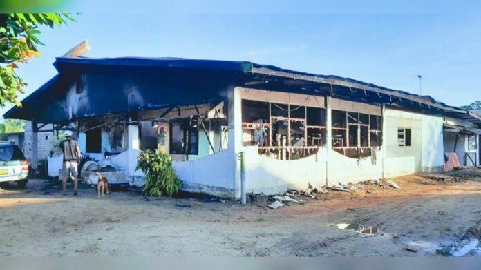 Woning Javaweg compleet door brand verwoest