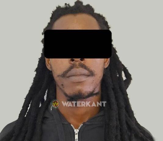 Voortvluchtige verdachte aangehouden door politie van Albina