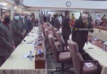 Belfort: 'Groeten van weglopende president Bouterse was niet om te treiteren'
