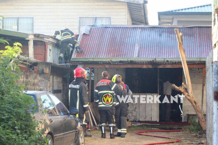 'Bonoe' spullen aangetroffen bij brand in woning