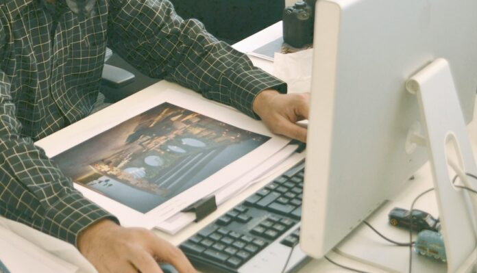 Online aanvragen via de computer