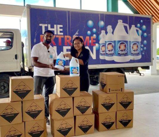 Regionaal Ziekenhuis Wanica dankt gemeenschap voor steun