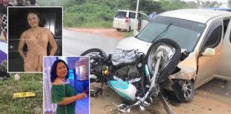 'Automobilist zag vrouwen op motorfiets niet aankomen'