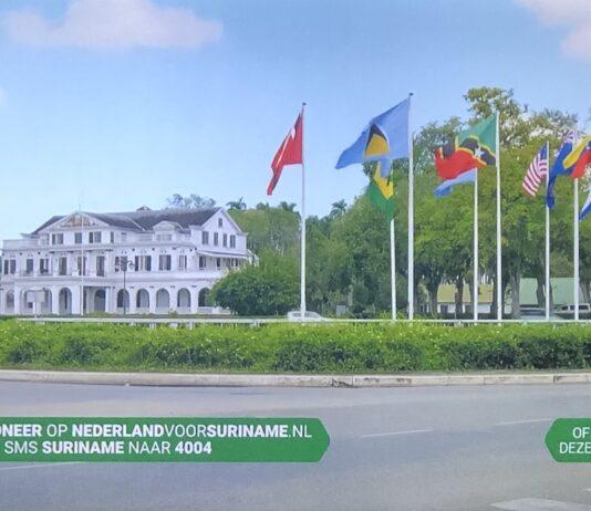 Half miljoen euro voor Suriname opgehaald tijdens inzamelingsactie Nederlandse TV