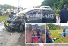 Moeder en dochtertje overleden na inhaalactie roekeloze bestuurder