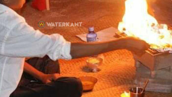 pandit-ritueel-suriname