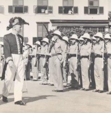 VIDEO: 125 jaar Korps Politie Suriname