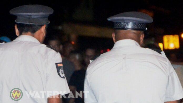 politieagent-suriname