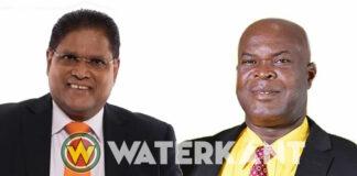 Verkiezing van president en vice-president op maandag 13 juli