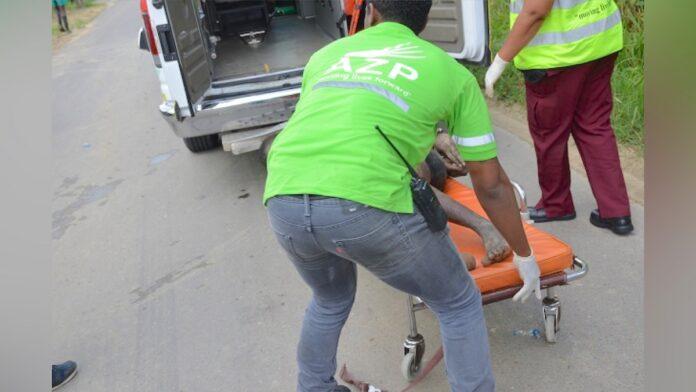 Inbrekers lopen schotverwondingen op aan benen