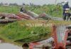 VIDEO: Schade door harde windstoten in NickerieVIDEO: Schade door harde windstoten in Nickerie