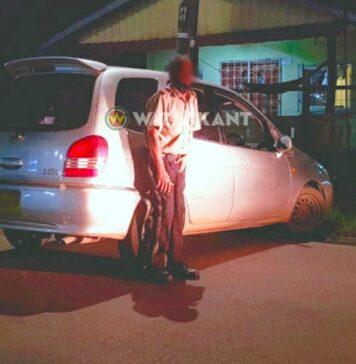 Dronken security guard knalt tegen EBS stroompaal tijdens lockdown