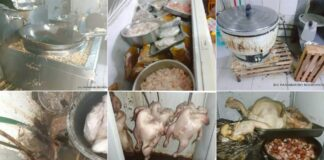 Weer drie onhygiënische restaurants in Suriname gesloten