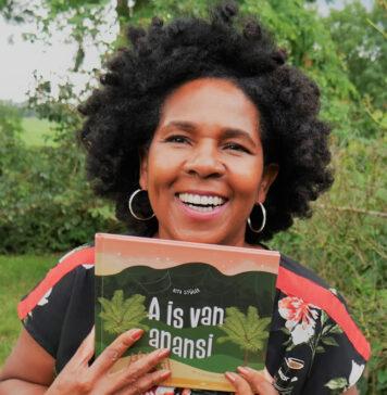 Nieuw boek 'A is van Anansi' uitgebracht
