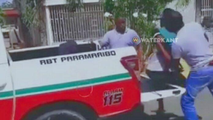 verdachte-aangehouden-politie-rbt-suriname