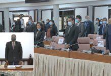 Verkiezing president en vice-president Suriname begonnen in DNA