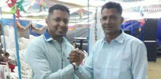 Amzad Abdoel en Istagar Abdoel