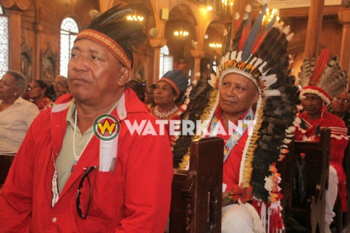 Vandaag 'Dag der Inheemsen' in Suriname