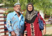 Echtpaar Harman-Kasnawi gehuldigd voor gouden huwelijk 50 jaar