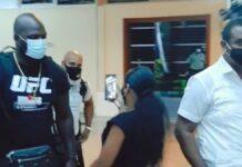 Jairzinho 'Bigi Boy' Rozenstruik terug in Suriname
