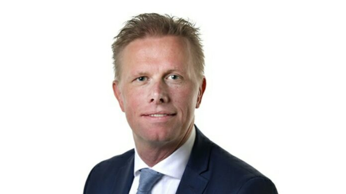 Tweede Kamerlid Arne Weverling van regeringscoalitie VVD