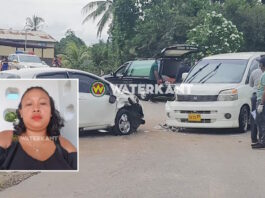 33-jarige Loraine om het leven gekomen bij zware aanrijding