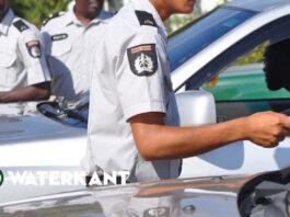 Controle Korps Politie Suriname