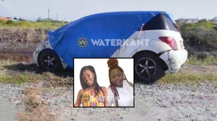 Twee vrouwen omgekomen bij een verkeersongeval Suriname