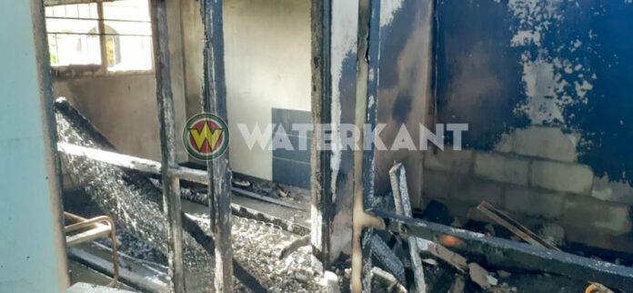 Brandstichting bij opvang voor drugsverslaafden in Suriname
