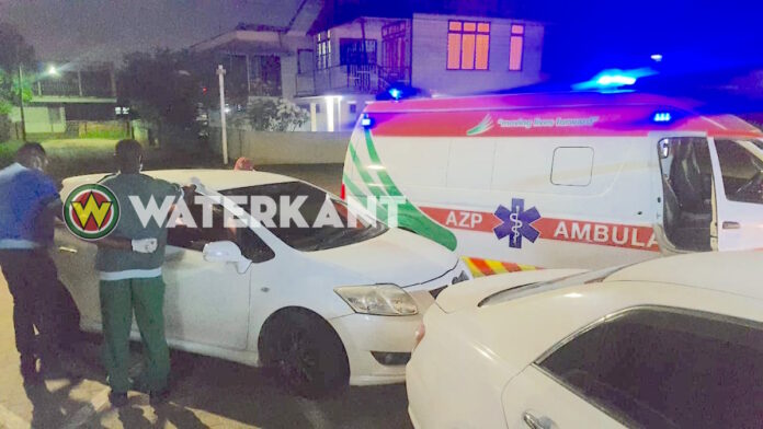 Politie schiet vluchtende DNV'er neer