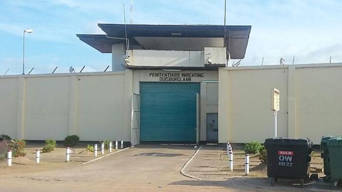 Penitentiaire Inrichting Duisburglaan