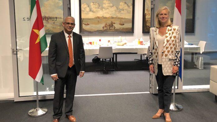 Minister Kaag wil digitale en fysieke handelsmissie naar Suriname