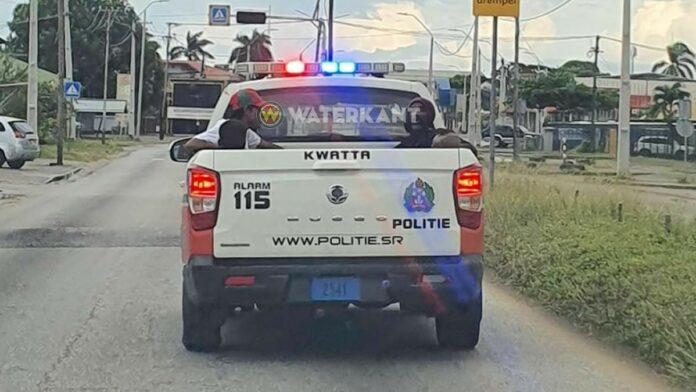 lockdown-overtreders-aangehouden-politie-suriname