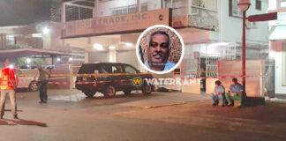 'Moord op 52-jarige ondernemer Shamo Ragoebier lijkt op liquidatie'