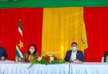 'Inkomsten uit olie moeten ten goede komen aan bevolking Suriname'
