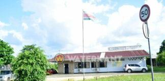 Politiebureau Santo Boma gesloten na aanwezigheid besmette personen in gebouw