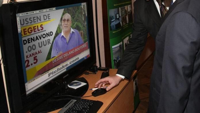 NDP zender Purple TV uit de lucht gehaald wegens ontbreken vergunning