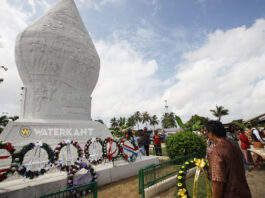 Op 9 augustus 1890 kwam eerste groep van 94 Javanen aan in Suriname