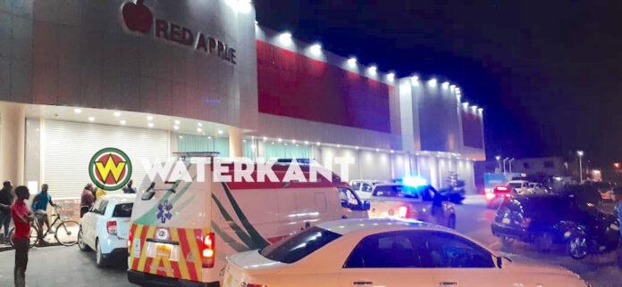 Security guard van winkel schiet klant neer