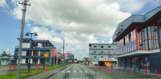 total lockdown in suriname