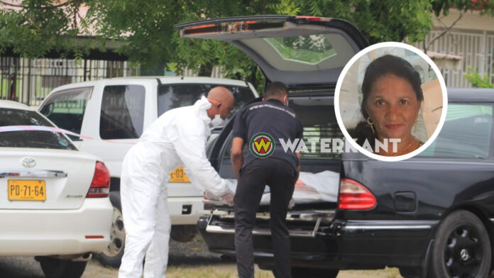 56-jarige vrouw slachtoffer roofmoord te Welgedacht C