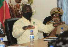 Algemeen Directeur van de Medische Zending Suriname Herman Jintie