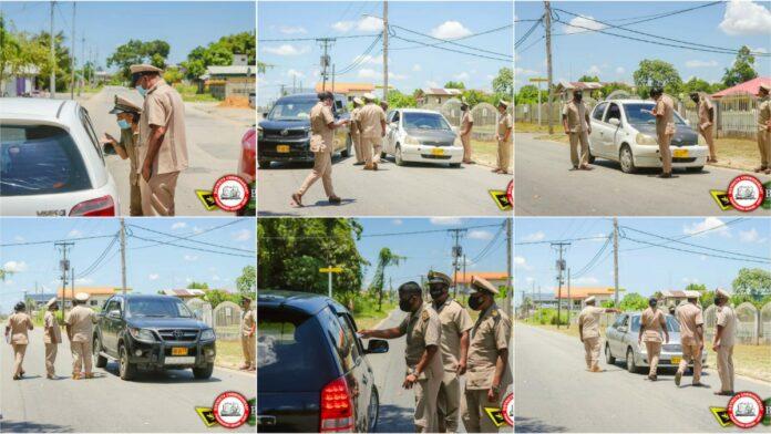 Bestuursdienst ondersteunt politie bij lockdown-controles