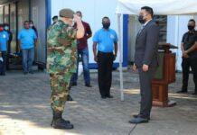 Bhola neemt roer Kustwacht over van Slijngard