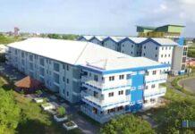 De Student Housing Campus Village in Suriname