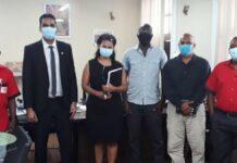 CLO delegatie maakt kennis met minister van Volksgezondheid