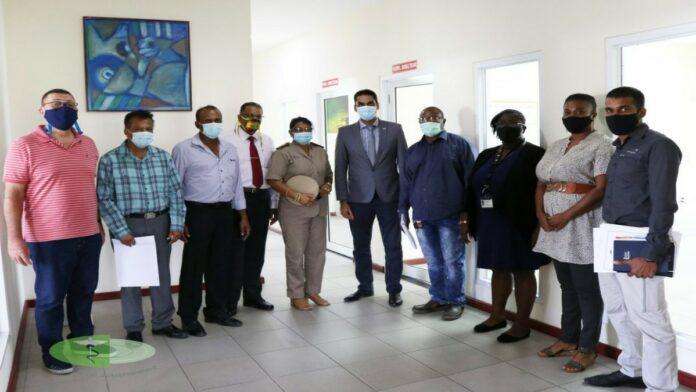 Mungra Medisch Centrum heeft nieuw bestuur