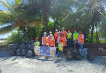 Schoonmaakacties in Suriname vanwege 'World Clean up day'
